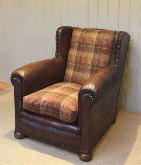 leather armchair 318531 sellingantiques co uk