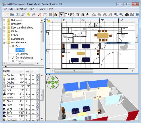 list    home design software   home