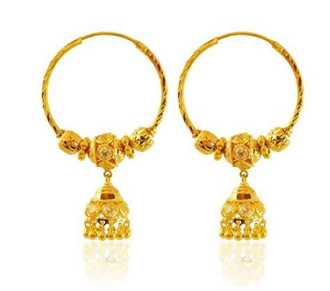 22k gold earrings designs 22k gold hoop earrings ajer59926 22k gold designer