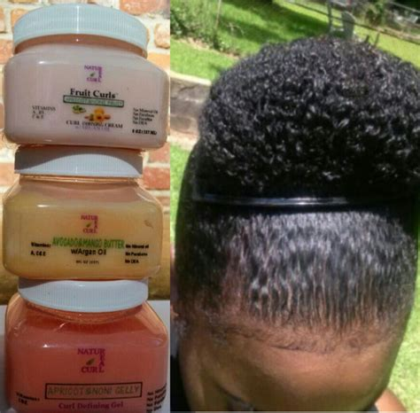 Black Hairstyles Care Products by Curl Defining For Hair