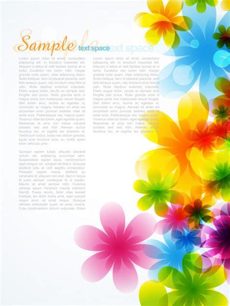 sfondo di fiori bellissimo sfondo di fiori scaricare vettori gratis