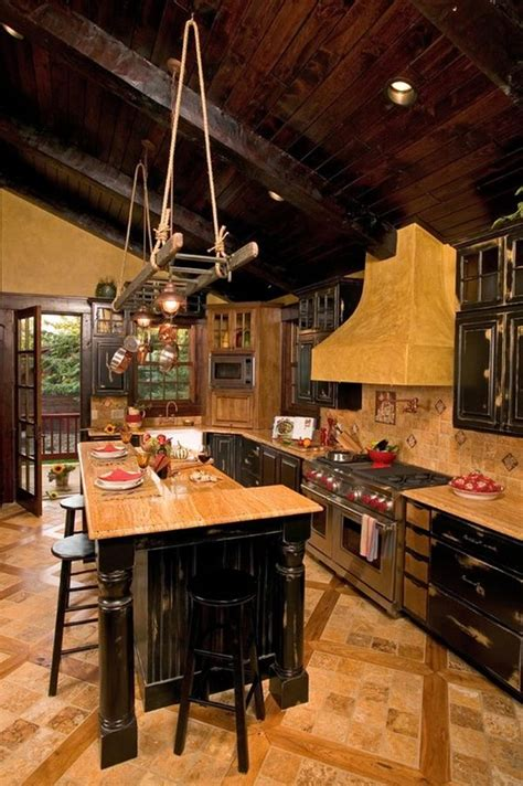 Add Rustic Charm To Your Home With Rope Hanging Accent Rustic Kitchen Island Lighting