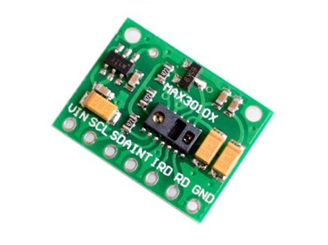 max pulse oximeter heart rate module makerfabs