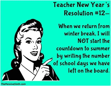 new year resolution for teachers 1000 ideas about new year s humor on free