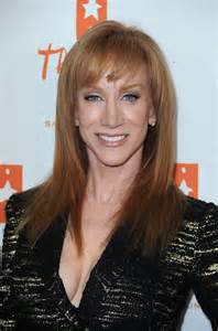 how to get griffin hair kathy griffin long straight cut with bangs kathy griffin