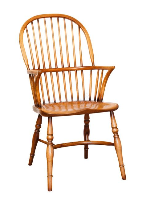 antique windsor chair isolated stock photo image  chair office