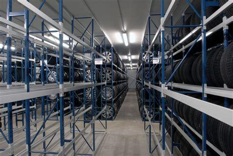 Bosal Racking by Tyre Racking Europe Racking