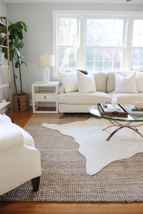 living room rugs best 25 layering rugs ideas on sofa