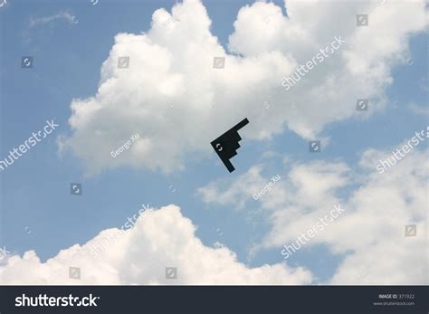 b2 stealth bomber fly by stock photo 371922 shutterstock
