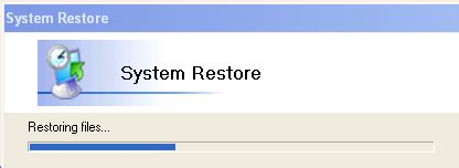 restore windows xp to previous date how to restore windows xp to an earlier time with windows