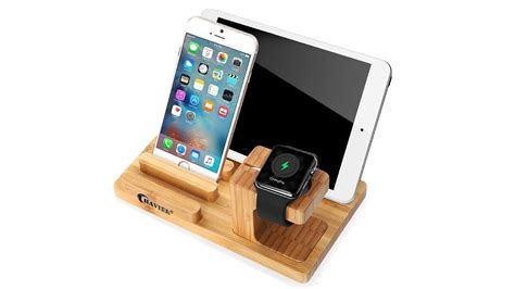 Jvcs Dock Stand Because They Could by The Best Apple Stations Android