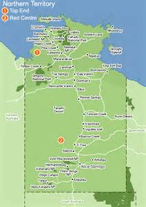 territory map northern territory map pictures map of australia region