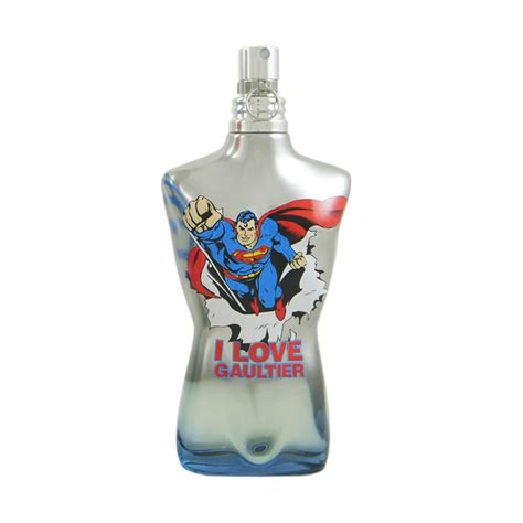 Decant Jean Paul Gaultier Le Superman Eau Fraiche 5ml jual jean paul gaultier le superman eau fraiche edt