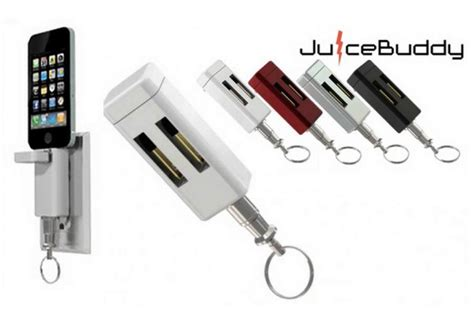 smallest iphone charger wordlesstech juicebuddy smallest iphone charger