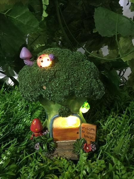 buy house brockley buy fairy garden broccoli house battery operated for sale online in usa canada