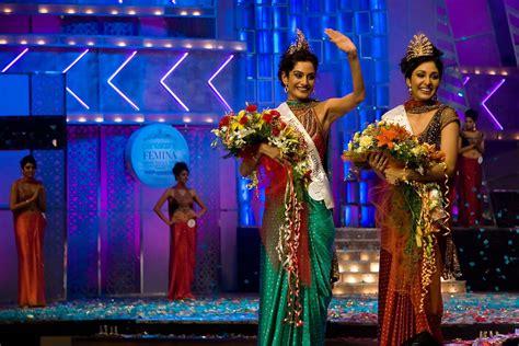 contest india ekta chaudhury in 2009 pantaloons femina miss india