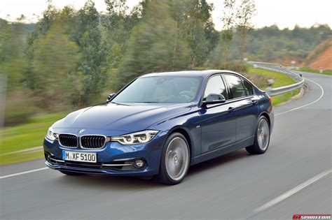 Bmw 3 Series by Official 2016 Bmw 3 Series Facelift Gtspirit