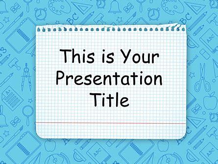google slides themes education school free google slides theme poweredtemplate com