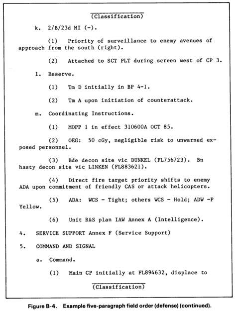 fm 71 2 appendix b