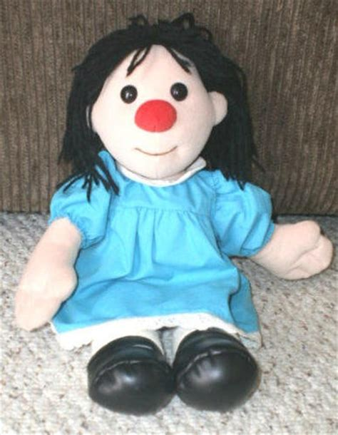 big comfy couch dolls rare htf molly the big comfy couch series rag doll