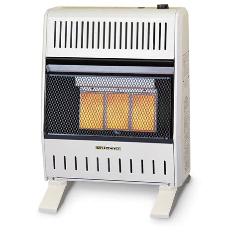 20k btu vent free infrared heater 611583 garage heaters