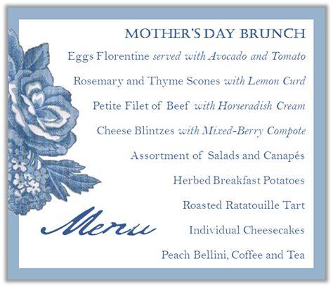 stranded in cleveland mother s day brunch menu brunch menu design