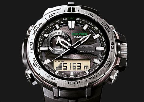 Casio Protrek Prw 6000 Black le bo 238 tier compact de la pro trek prw 6000y 1er