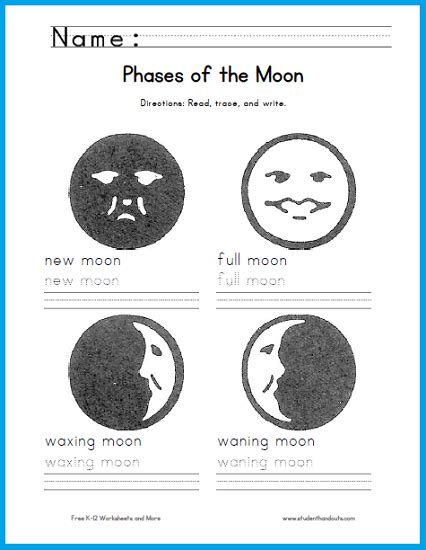 Moon Phases Worksheet by Pdf Moon Phases For Printable Search Results Calendar 2015