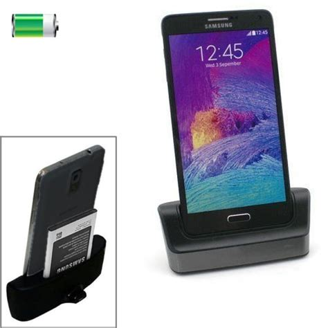 Desktop Charger Samsung Galaxy Note 1 N700 desktop usb sync cable cradle station dock charger otg for samsung galaxy note 4 grey alex nld