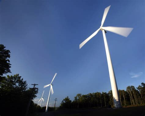 administration attacks renewable energy lepage wants to get rid of state s wind power goals
