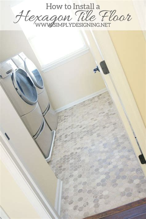 how to lay bathroom floor 17 best ideas about laundry room tile on pinterest
