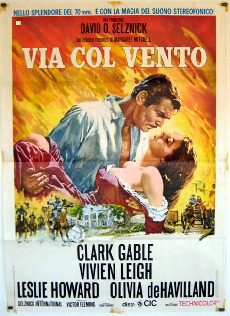 film gratis via col vento quot gone with the wind quot movie poster quot gone with the wind