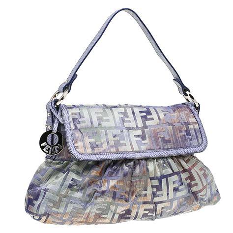 Fendi Mix Spot Hologram Bag by How To Spot A Fendi Handbag