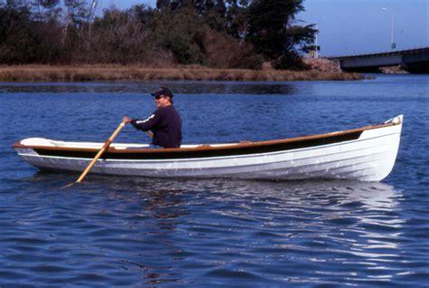 wooden boat r design penobscot 17 woodenboat magazine