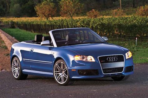 2005 Audi A4 Cabriolet by 2005 Audi A4 Cabriolet Pictures Information And Specs