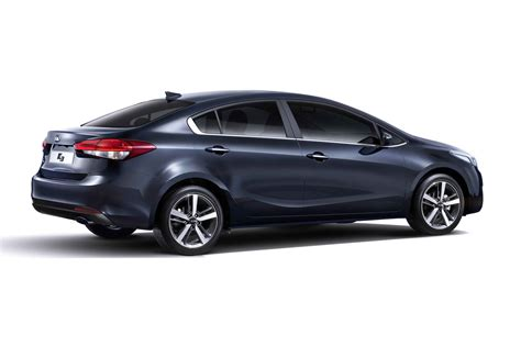 Kia Forte K3 Review Kia Reveals New K3 Forte Cerato In Korea Autoevolution