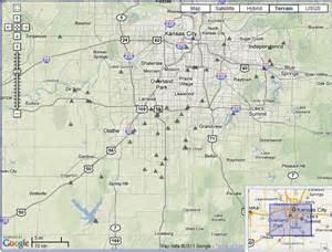 johnson county map usgs johnson county