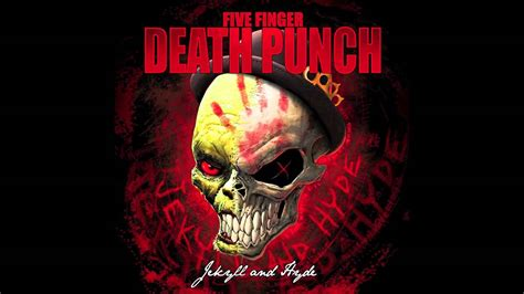 five finger death punch demon inside demon inside record your own version of quot jekyll and hyde