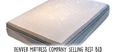 Mattress Business by Denver Mattress Company Selling Rest Bed