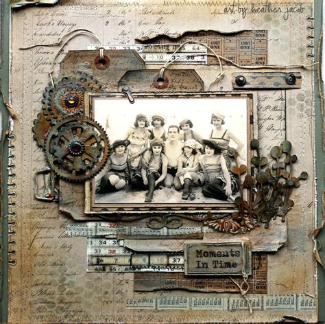 pinterest old layout art and life grunge steampunk vintage themed layouts