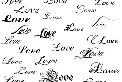 tattoo fonts i love you name font styles www pixshark images
