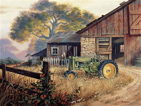 country farm paintings with barn country us message board political discussion forum