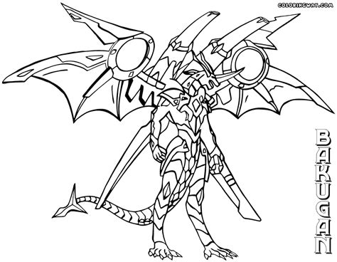 bakugan coloring pages coloring pages to and print