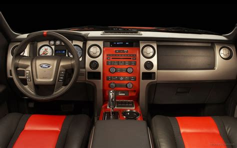 Ford F 150 Raptor Interior by Ford F150 Svt Raptor Interior Wallpaper Hd Car Wallpapers