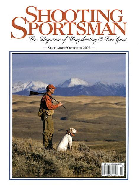 the czecho slovaks in america classic reprint books september october 2008 shooting sportsman