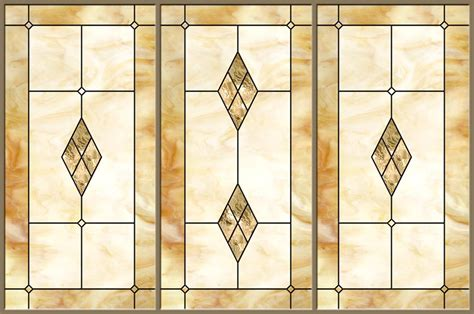 hton bay stained glass ceiling decorative light panels fluorescent gallery