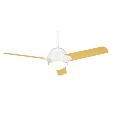 Discontinued Ceiling Fans by Casablanca Trident 54 In Snow White Ceiling Fan