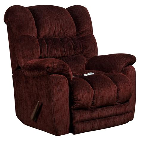 heated massaging rocker recliner flash furniture massaging temptation merlot microfiber