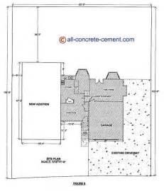 The Garage Addition Floor Plans Home Addition Plans Room Addition Blueprint Garage Floor