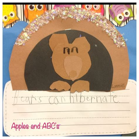 hibernation crafts for 1000 images about winter preschool activities on